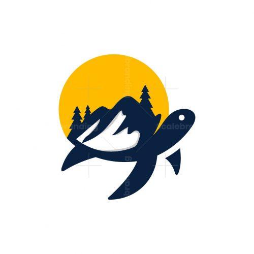 Turtle Mountain Logo