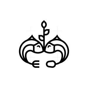 Food Fish Logo