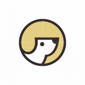 Dog Circle Logo