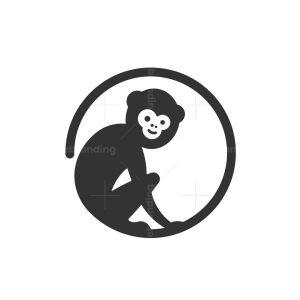 O Monkey Logo