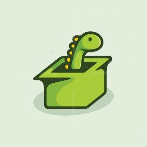 Dino Box Logo