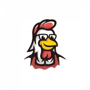 Chicken Waitress Logo