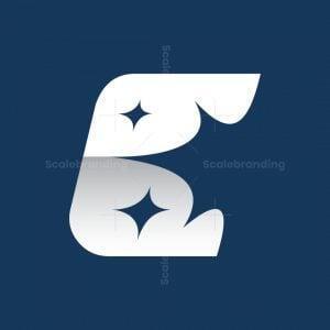 C Letter Beam Logo