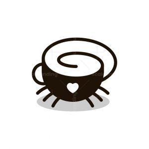 Cat Coffee Logo