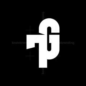 Letter Tg Gt Logo