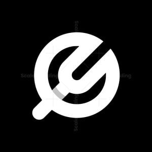 Letter Yc Cy Logo