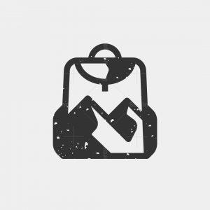 Outdoor Backpack Logo