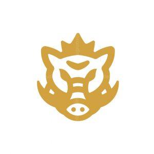 Boar King Logo