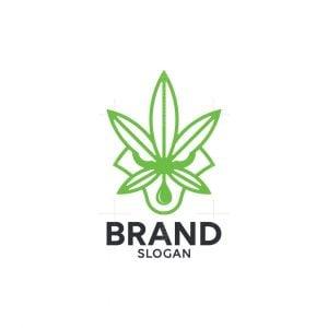 Wolf Cannabis Logo