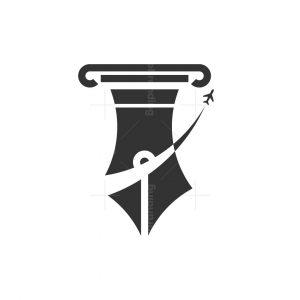 Law Travel Logo
