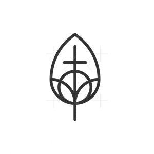 Leaf Church Logo