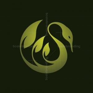 Nature Swan Logo