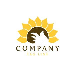 Flower Bird Logo
