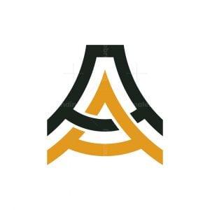 Aa Monogram Logo
