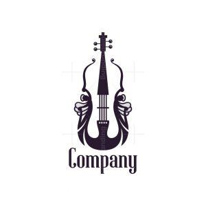 Angelic Violin Logo