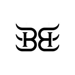 Bb Horn Monogram Logo