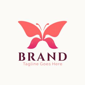 Butterfly Swan Logo