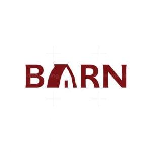 Simple Barn Logotype