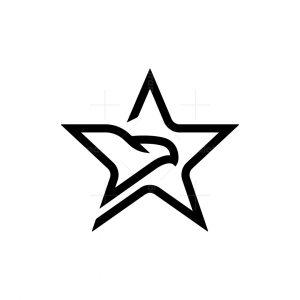 Bird Star Logo
