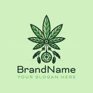 Bohemian Cannabis Logo