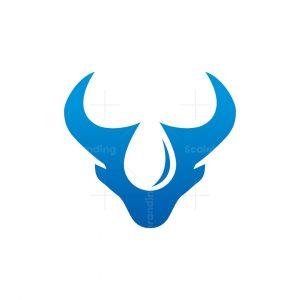 Bull Drop Logo