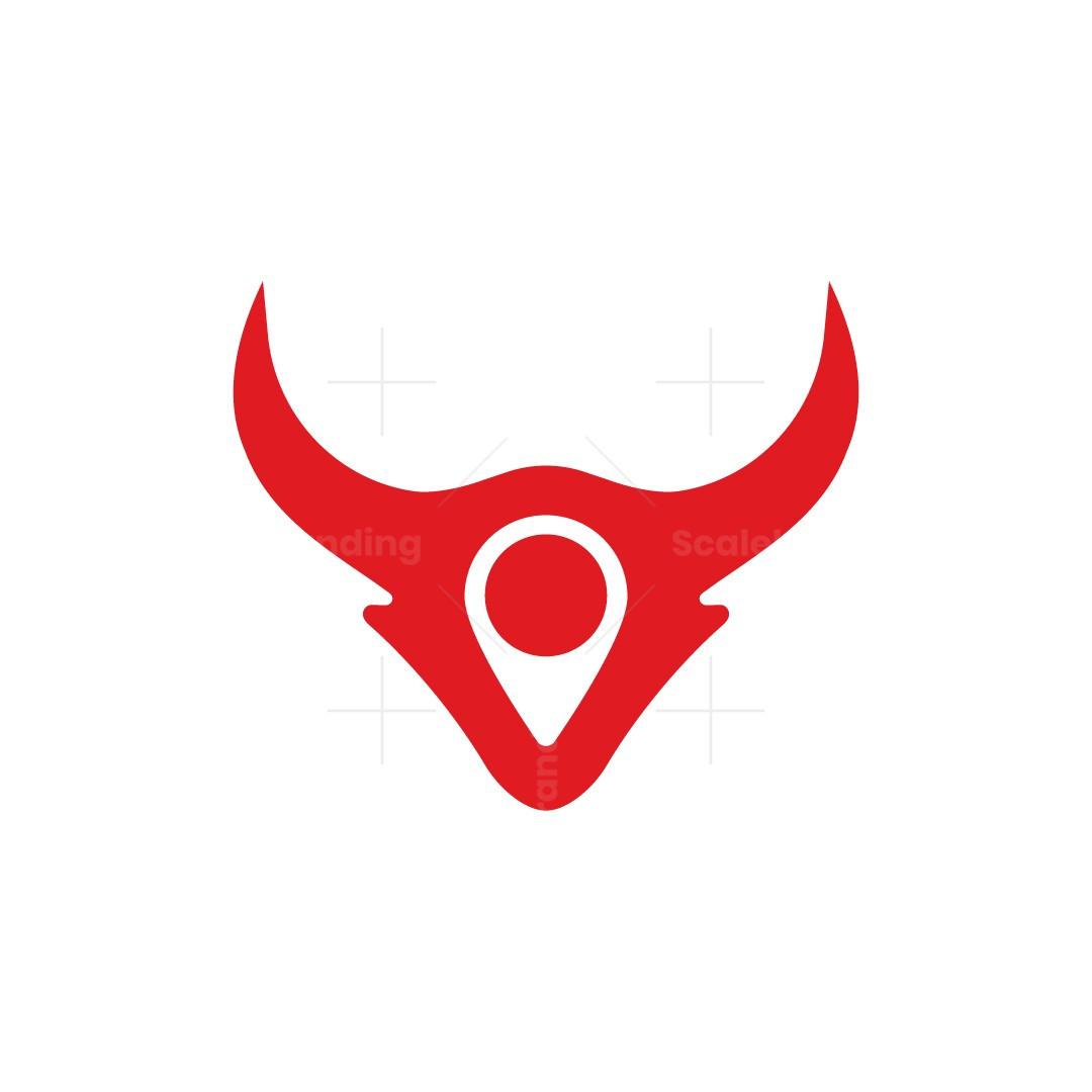 Bull Pin Logo