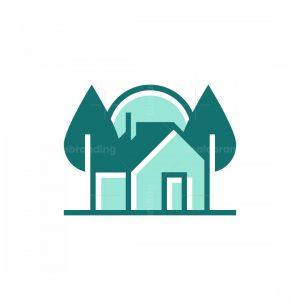 Bungalow Minimal Logo
