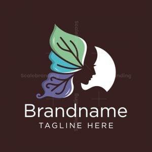 Butterfly Girl Logo