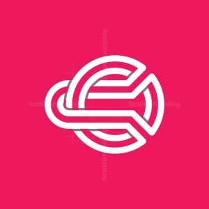 Initial Co Or Oc Logo
