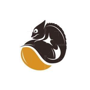 Chameleon Coffee Logo