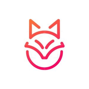 Circle Fox Logo