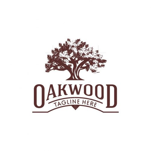 Classic Oak Tree Logo