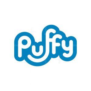 Cloud Puffy Logo