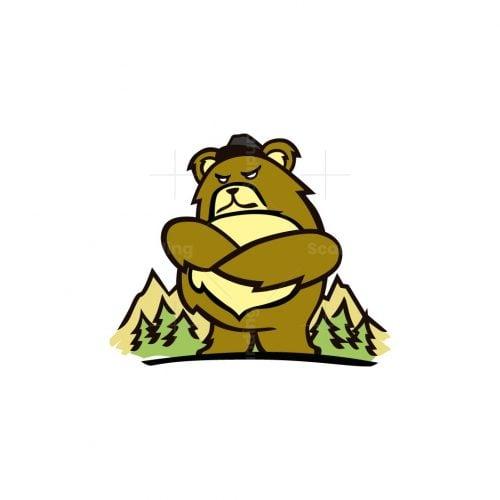 Cool Bear Logo