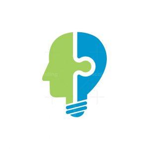 Creative Bulb Logo