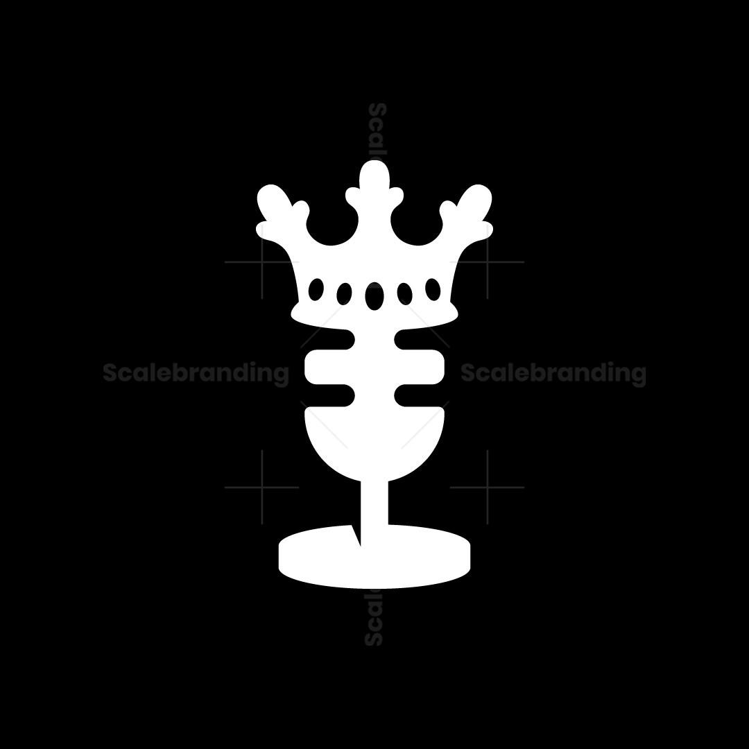 Crown Podcast Logo