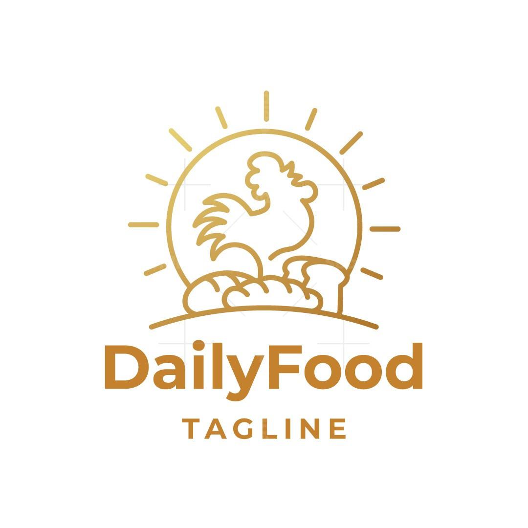 Daily Food Logo
