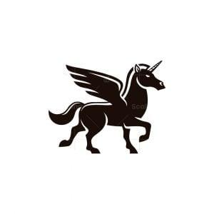 Dark Unicorn Logo
