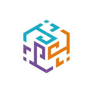 Hexagon Marketing Logo