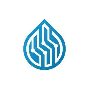Drop Tech Logo