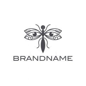 Dragonfly Eyes Logo