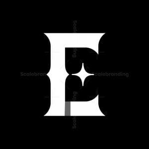 Ef Fe Letter Logos