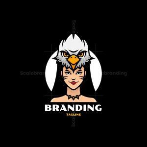 Eagle Girl Logo