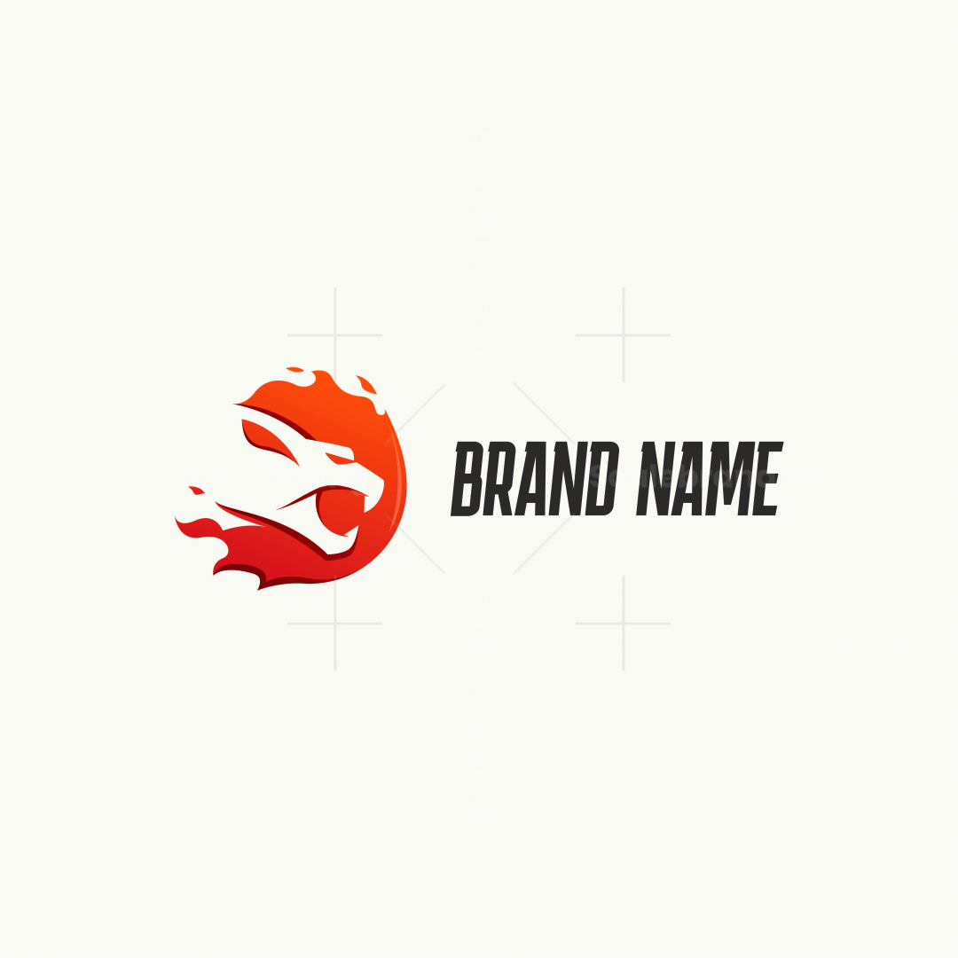 Fire Panther Logo