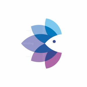 Fish Lotus Logo