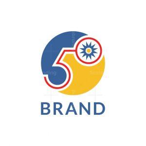 Fifty Logo