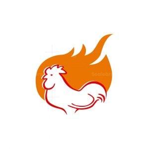 Fire Chicken Logo