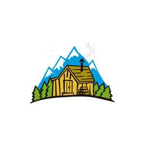 Forest Cabin Logo
