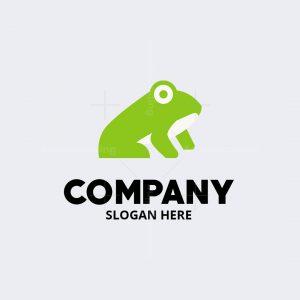 Frog Logomark