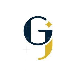 Gj Monogram Logo